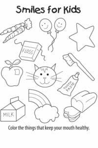 Free Printable Kids Activities Sheets 1