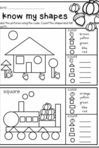 Free Printable Kids Activities Sheets 5