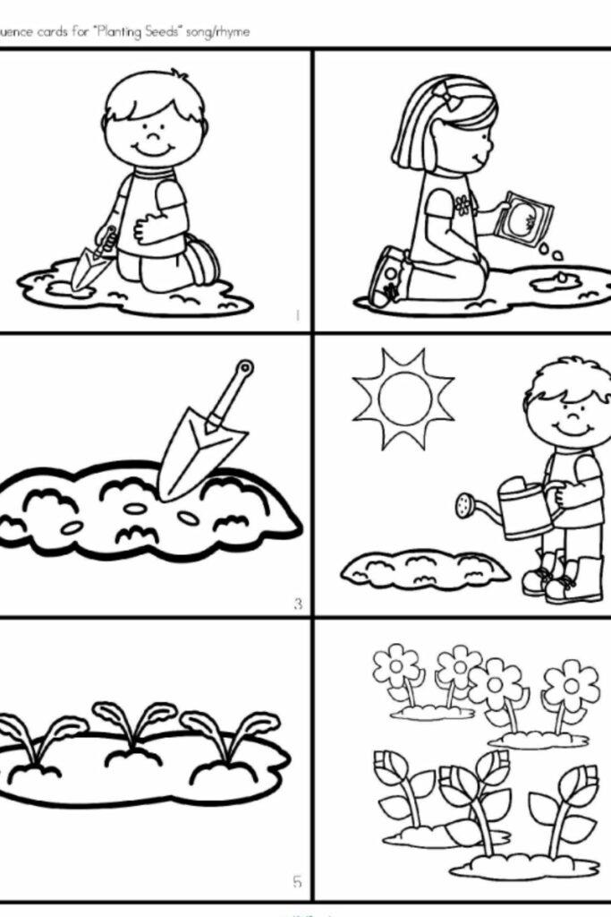 Free Printable Worksheets For Kindergarten Events 1