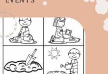 Free Printable Worksheets For Kindergarten Events 2
