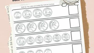 Money Worksheets For Kindergarten 2