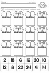 Printable School Worksheets For Kindergarten Photo Inspirations and Easy math Exercises 1