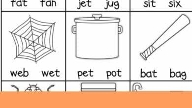 Reading Worksheets For Kindergarten 6