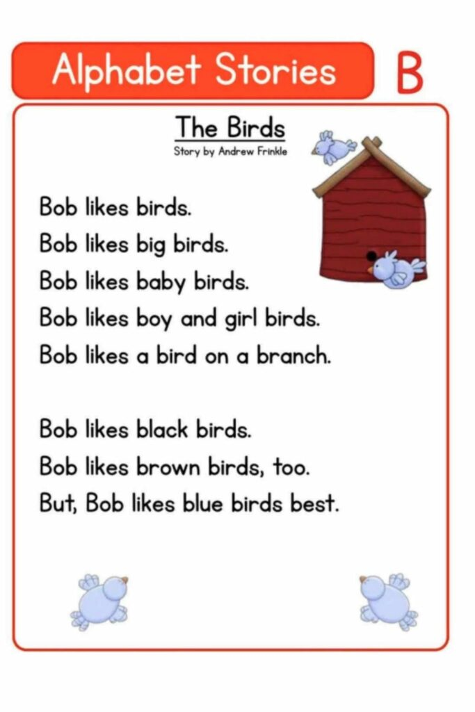 Using Reading Kindergarten Worksheets To Build A Foundation For Early Reading Success 5
