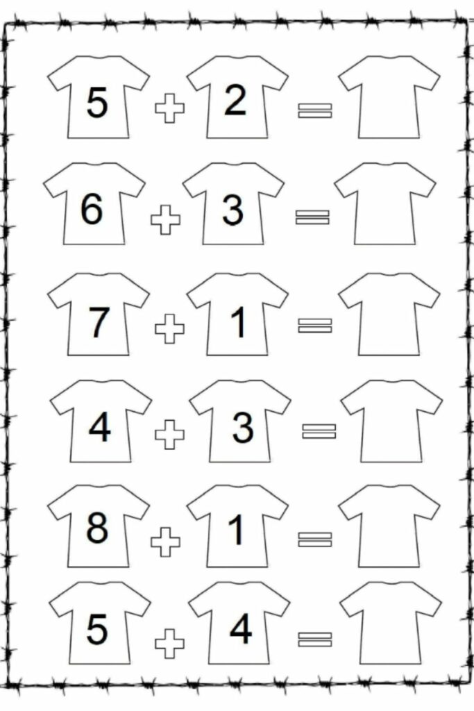 What to Look For in Free Online Kindergarten Math Worksheets 1