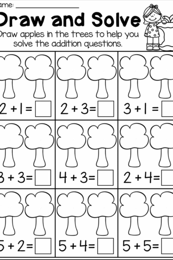 What to Look For in Free Online Kindergarten Math Worksheets 5
