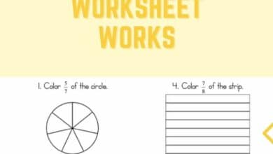 How a Fraction Review Worksheet Works 4