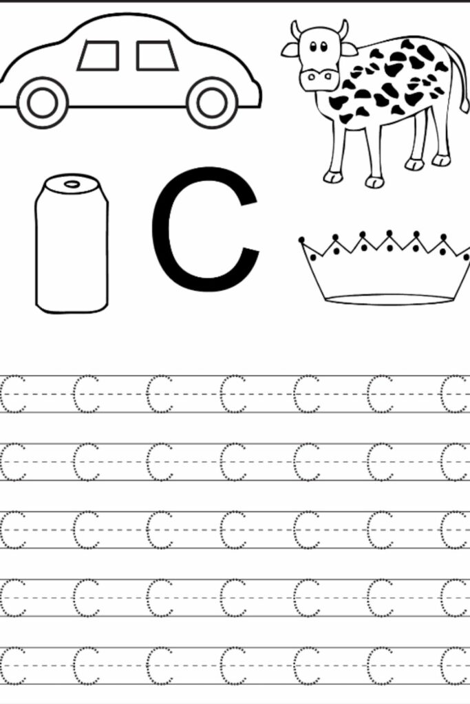 How to Make Worksheets For Preschool Kids Learn Faster 5
