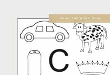 How to Make Worksheets For Preschool Kids Learn Faster 6