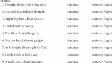 Maximize Your Working Space With A Sentence Or Fragment Worksheet 6