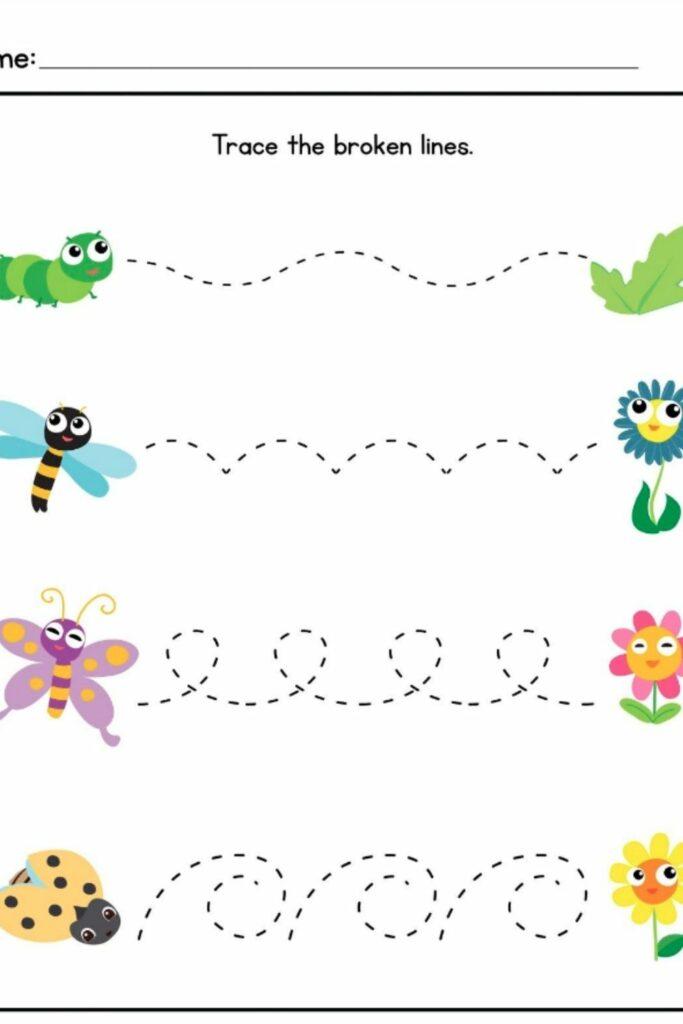 Preschool Worksheets - Helps You Prepare Your Kindergarten Students For the Future 1