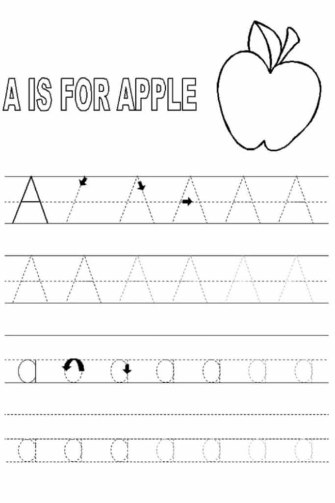 Preschool Worksheets - Helps You Prepare Your Kindergarten Students For the Future 5