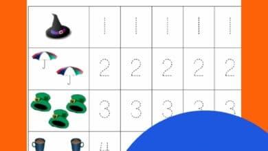 Printable Preschool Worksheets For Superb Work Sheets Which Are Easy to Use 4