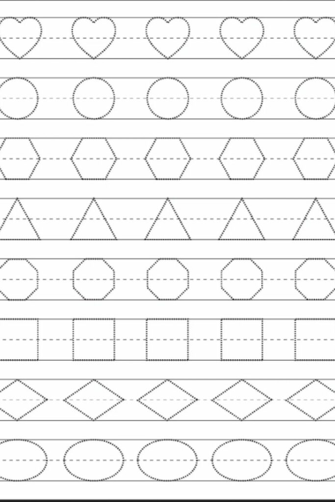Printable Preschool Worksheets For Superb Work Sheets Which Are Easy to Use 5