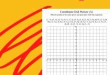 Using a Coordinate Grid Worksheet for Brainstorming 4