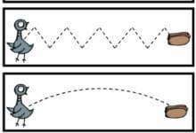 Line Tracing Worksheet