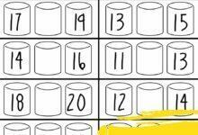 Free Printables for Teaching Preschoolers Literacy