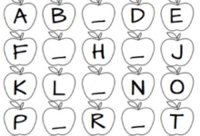 Alphabet Worksheets - Activity Pages from A to Z