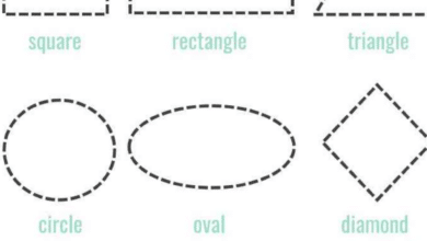 Trace the Shapes Worksheets_ An Art and Literacy Activity for Preschool