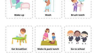 Get Your Kids Active - Kindergarten Morning Work Ideas