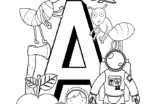 Letter A Activity Printables_ Tips to Make an Engaging Letter Activities