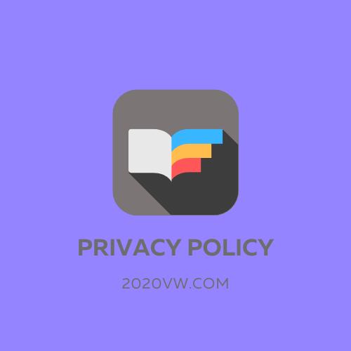 Privacy Policy 2020VWCOM