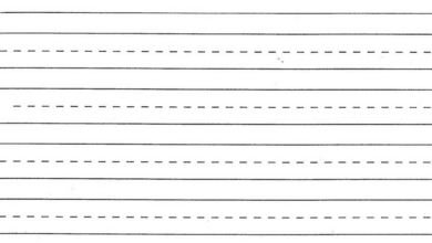 The Importance of Handwriting Worksheets