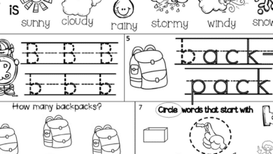 September Morning Work for Kindergarten_ Routines, Consistency & Benefits
