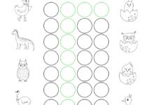 Free Printable Do A Dot Alphabet Worksheets